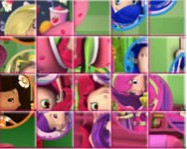 Strawberry Shortcake Rotate Puzzle eperke j�t�kok
